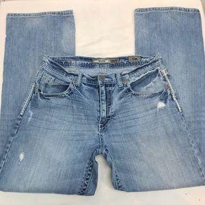 BKE Buckle Tyler Bootcut Jeans Men's Size 33 X 32